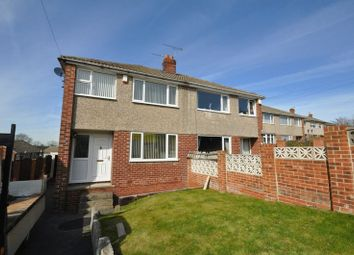Thumbnail 3 bed semi-detached house to rent in Ashdene Garth, Crofton, Wakefield