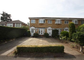 3 bed end terrace house to rent in Madeira Road, West Byfleet KT14