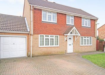 Thumbnail 4 bed detached house for sale in Stirling Drive, Chelsfield, Orpington