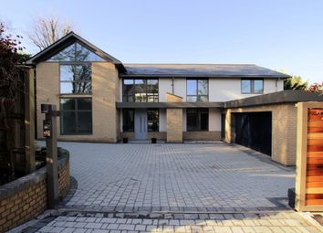 Thumbnail 4 bedroom detached house for sale in Riverview Road, Pangbourne