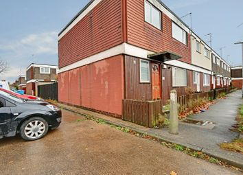 Thumbnail 3 bedroom end terrace house for sale in Axdane, Hull, East Yorkshire