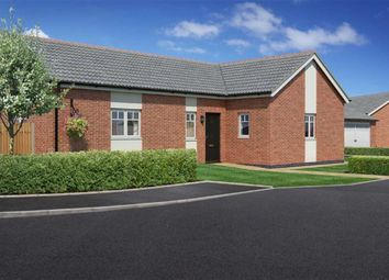 Thumbnail 3 bed bungalow for sale in Plot 2, Weavers Rise, Upper Chirk Bank, Oswestry, Shropshire