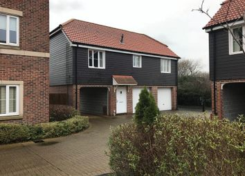 Thumbnail 2 bed flat for sale in Whyke Marsh, Chichester