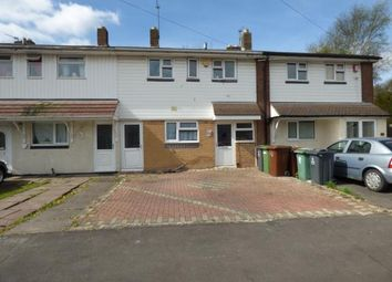Thumbnail 3 bedroom terraced house for sale in Hucker Road, Walsall, West Midlands
