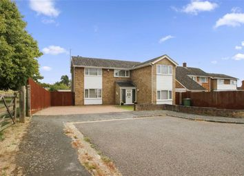 Thumbnail 4 bed detached house for sale in The Chequers, Castlethorpe, Milton Keynes, Bucks