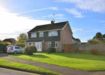 Thumbnail 4 bed detached house for sale in St Swithuns Road, Hempsted, Gloucester