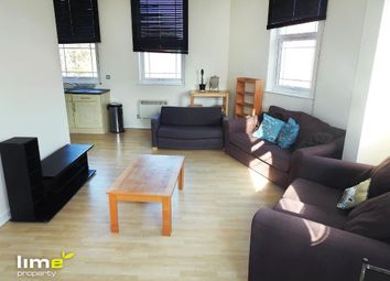 Thumbnail 1 bed flat to rent in Zinc Building, High Street