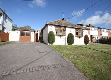Thumbnail 2 bed detached bungalow for sale in White Hart Lane, Hockley