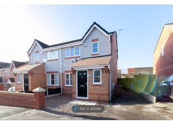 Thumbnail 3 bedroom semi-detached house to rent in Fern Lea Grove, Manchester