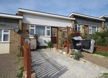 Thumbnail 1 bed terraced bungalow for sale in Pennine Rise, Hastings