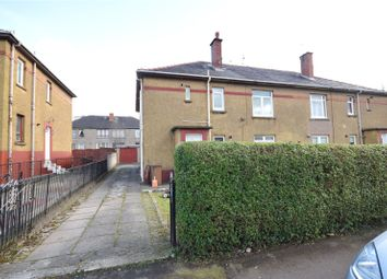 Thumbnail 3 bedroom flat for sale in Lesmuir Drive, Scotstoun, Glasgow
