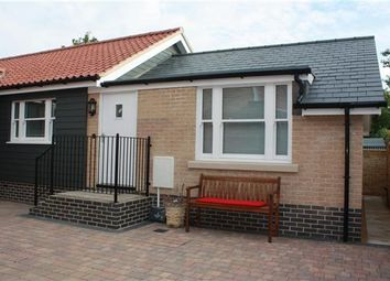 Thumbnail 1 bedroom bungalow to rent in Riverport Mews, West Street, St Ives