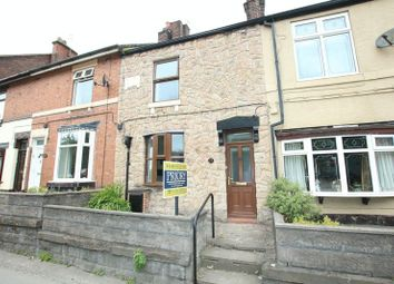Thumbnail 2 bed terraced house for sale in Outclough Road, Brindley Ford, Stoke-On-Trent