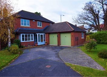 Thumbnail 4 bed detached house for sale in Rhodfa Mynydd, Mold