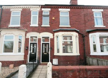 Thumbnail 2 bedroom terraced house to rent in Meadows Road, Sale