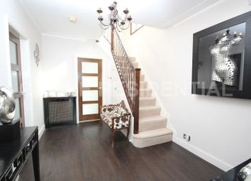 Thumbnail 4 bed semi-detached house for sale in Edgwarebury Lane, Edgware, Greater London.
