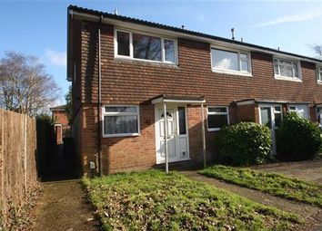 Thumbnail 2 bed terraced house to rent in Nash Close, Basingstoke