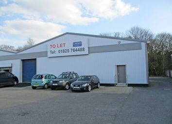 Thumbnail Warehouse to let in 7, Bell Lane, Uckfield