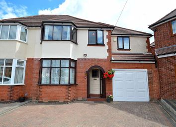 Thumbnail 6 bed semi-detached house for sale in Colmore Avenue, Kings Heath, Birmingham