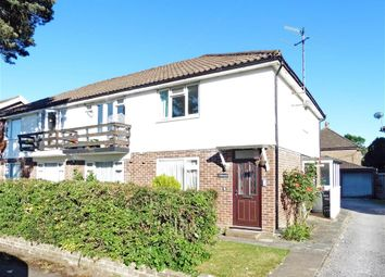 Thumbnail 2 bed maisonette for sale in Queens Road, Horley, Surrey