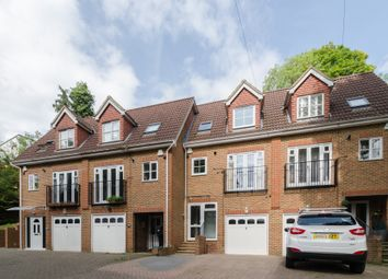 Thumbnail 3 bed town house for sale in Court Bushes Road, Whyteleafe