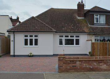 Thumbnail 2 bed semi-detached bungalow for sale in 40 Upper Third Avenue, Frinton-On-Sea, Essex