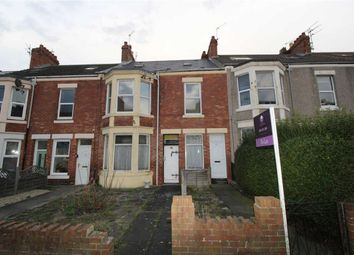 Thumbnail 4 bedroom flat to rent in Cambridge Avenue, Whitley Bay