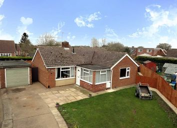 Thumbnail 2 bed bungalow for sale in St. Matthews Close, Cherry Willingham, Lincoln