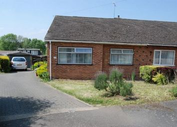 Thumbnail 2 bed semi-detached bungalow to rent in Syers Green Close, Long Buckby, Northampton