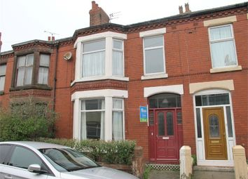 Thumbnail 4 bedroom terraced house for sale in Ashdale Road, Mossley Hill, Liverpool, Merseyside