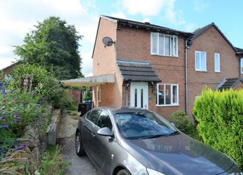 Thumbnail 2 bed semi-detached house to rent in Wayside Court, Brimington, Chesterfield