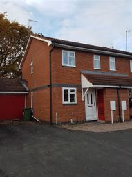 Thumbnail 2 bed property to rent in Upper Ground, Long Meadow, Worcester