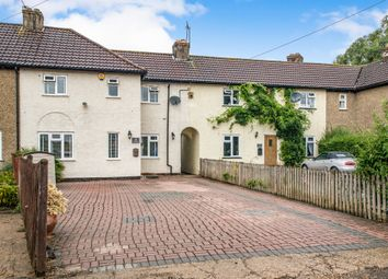 Thumbnail 3 bed end terrace house for sale in North Cottages, Napsbury, St. Albans