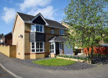 Thumbnail 4 bedroom detached house for sale in Tymawr, Caversham, Reading