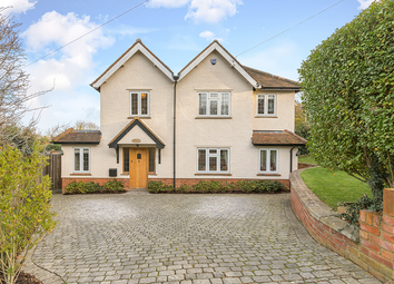 Thumbnail 4 bed detached house for sale in Sandy Close, Hertford