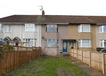 Thumbnail 3 bed terraced house for sale in Charles Road, Filton, Bristol
