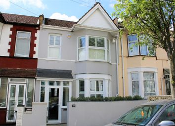 Thumbnail 3 bedroom terraced house for sale in Linden Avenue, Wembley