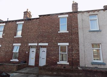 Thumbnail 2 bedroom terraced house to rent in Monks Close Road, Carlisle