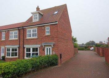 Thumbnail 4 bed town house for sale in East Field, Longhoughton, Alnwick