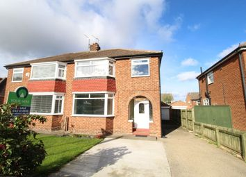 Thumbnail 3 bed semi-detached house for sale in Malvern Drive, Middlesbrough