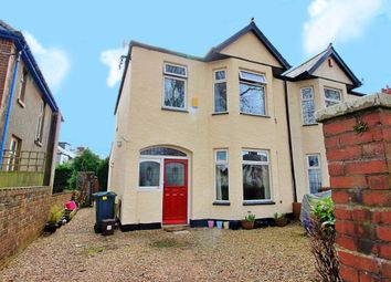 Thumbnail 3 bedroom semi-detached house to rent in Heathwood Road, Heath, Cardiff
