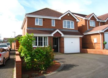 Thumbnail 3 bedroom detached house for sale in Mercers Meadow, Keresley End, Coventry