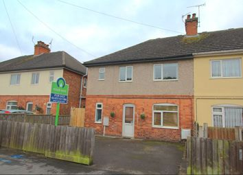 Thumbnail 3 bedroom semi-detached house for sale in Almeys Lane, Earl Shilton, Leicester