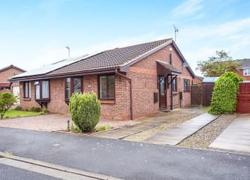 Thumbnail 2 bed semi-detached bungalow for sale in Sycamore Close, Hull