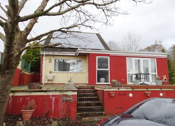 Thumbnail 3 bed detached bungalow for sale in Heol Evan Wynne, Pontlottyn, Bargoed
