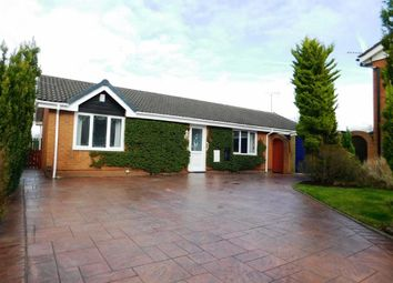 Thumbnail 3 bed detached bungalow for sale in Calderbrook Drive, Cheadle Hulme, Cheadle