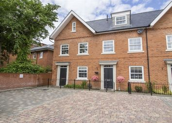 Thumbnail 3 bed end terrace house for sale in Monachus Row, Hartley Wintney, Hook