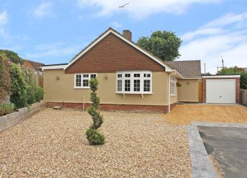 Thumbnail 3 bed detached bungalow for sale in Highlands Close, North Baddesley, Southampton