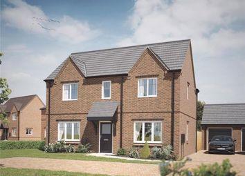 4 bed detached house for sale in Overseal, Swadlincote, Derbyshire DE12