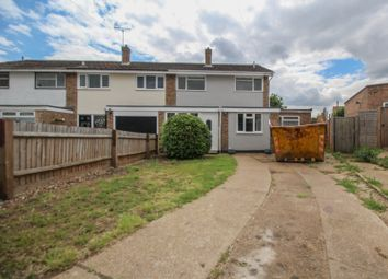 Thumbnail 5 bed end terrace house for sale in St. Cleres Crescent, Wickford